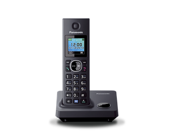 Panasonic KX-TG7851UAB радиотелефон