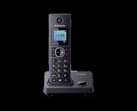 Panasonic KX-TG7851UAB радиотелефон, фото 2