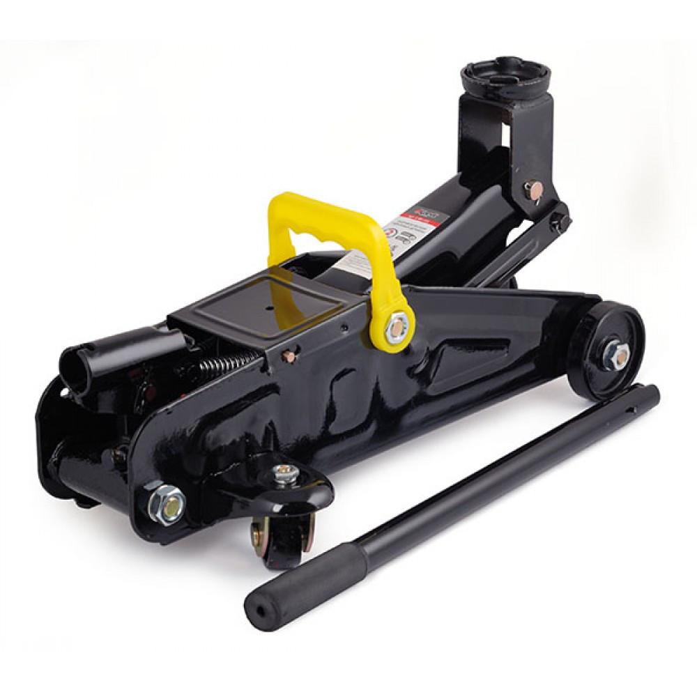 Домкрат гидравлический гаражный 2т, 320 мм, в кейсе Expert E-80-101 MIOL
