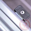 Алюмінієва стрем'янка INTERTOOL LT-1008, фото 3