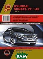 Hyundai Sonata YF / i45 с 2009 г. Руководство по ремонту и эксплуатации