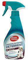 Simple Solution Indoor / Outdoor Deterrent 480 мл спрей для відучення від звички розгризати