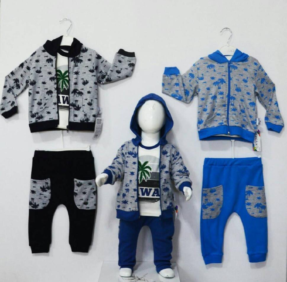 "Детский костюм Тройка ""Hawai"" 3659099"