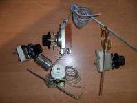 Терморегуляторы для теплового оборудования