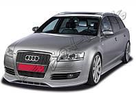 Реснички бровки тюнинг Audi A6 C6