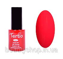 TERTIO Gel Polish Color ГЕЛЬ-ЛАК TERTIO КАРМІНОВИЙ №04 10 МЛ