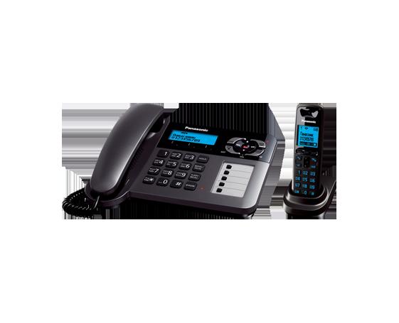 Panasonic KX-TG6461UAT радиотелефон, фото 2