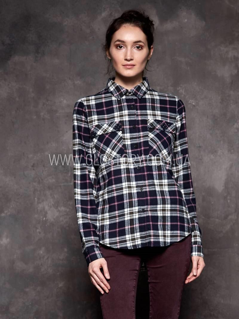 Женская удлиненная рубашка Glo-Story