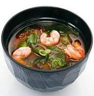 Мисо-суп Эби