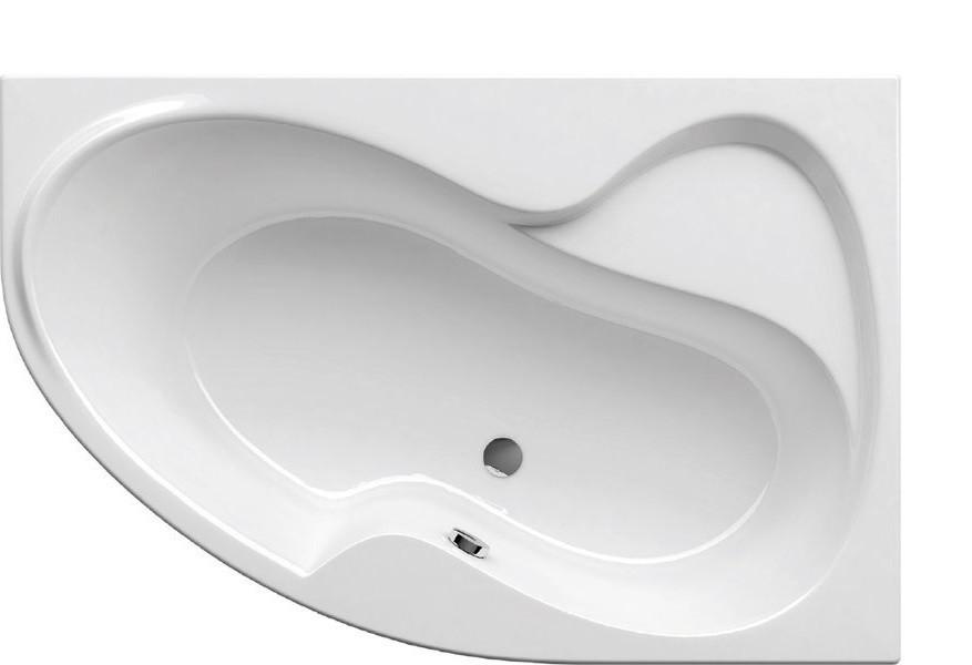 Ванна Ravak Rosa II 150x105 см, права