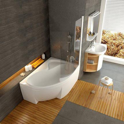 Ванна Ravak Rosa II 150x105 см, права, фото 2