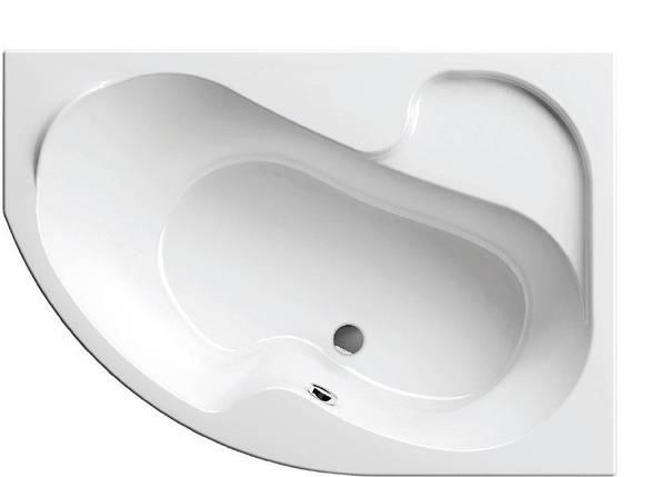 Ванна Ravak Rosa I 140x105 см, права, фото 2