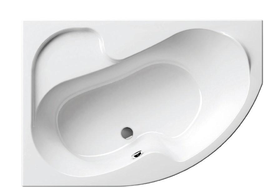 Ванна Ravak Rosa I 140x105 см, ліва