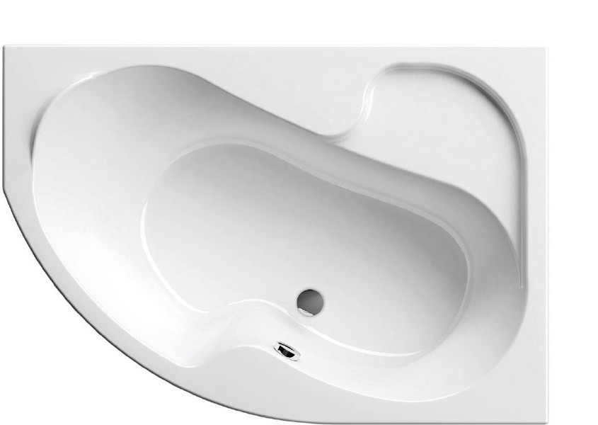 Ванна Ravak Rosa I 160x105 см, права