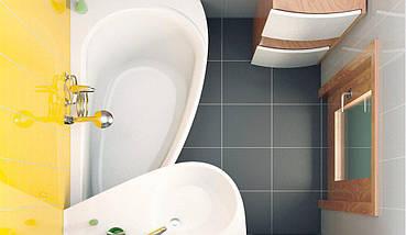 Ванна Ravak Avocado 160x75 см, ліва, фото 2
