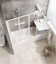 Ванна Ravak BeHappy II 170x75 см, ліва, фото 2