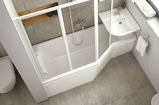 Ванна Ravak BeHappy 150x75 см, ліва, фото 3