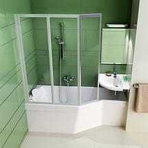 Ванна Ravak BeHappy 170x75 см, ліва, фото 2