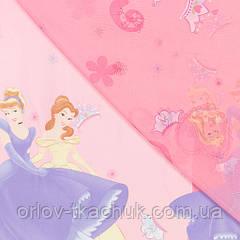 Детский тюль Принцесса