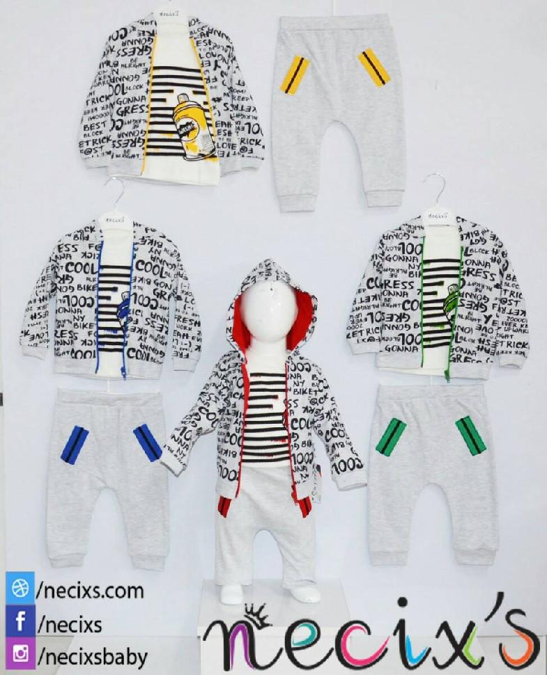 """Детский костюм Тройка """"Cool"""" 349124"""