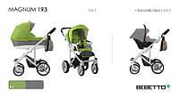 Какой модельный ряд у колясок Bebetto?