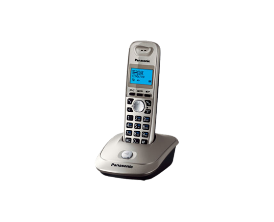 Panasonic KX-TG2511UAS радиотелефон