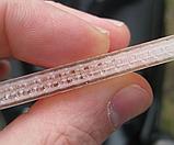 Самоклеющиеся застежки 3М Dual-Lock SJ 3560.( 19 мм.) Тип 250. Технические застежки.Прозрачный.3560, фото 6