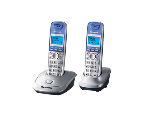 Panasonic KX-TG2512UAM радиотелефон, фото 2