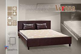 Кровать Верона (с матрасом)