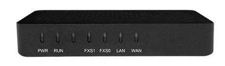 FXS шлюз Dinstar DAG1000-2S, фото 2