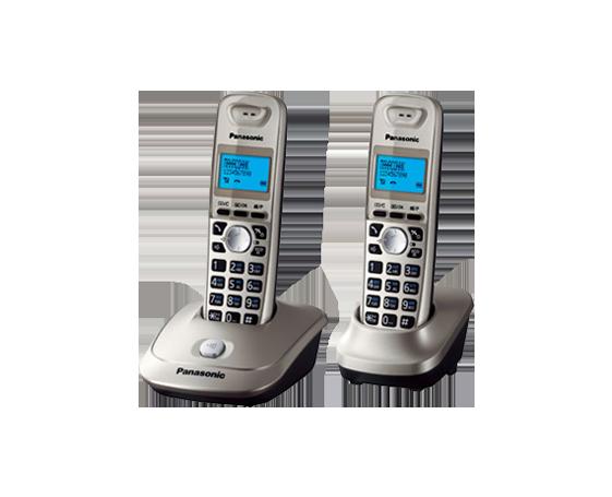 Panasonic KX-TG2512UAT радиотелефон