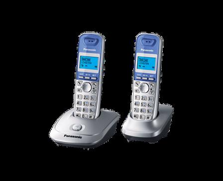 Panasonic KX-TG2512UAT радиотелефон, фото 2