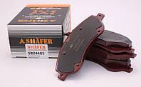 Тормозные колодки дисковые передние Ford Transit (06-14)