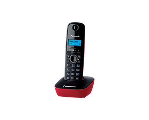 Panasonic KX-TG1611UAW радиотелефон, фото 2