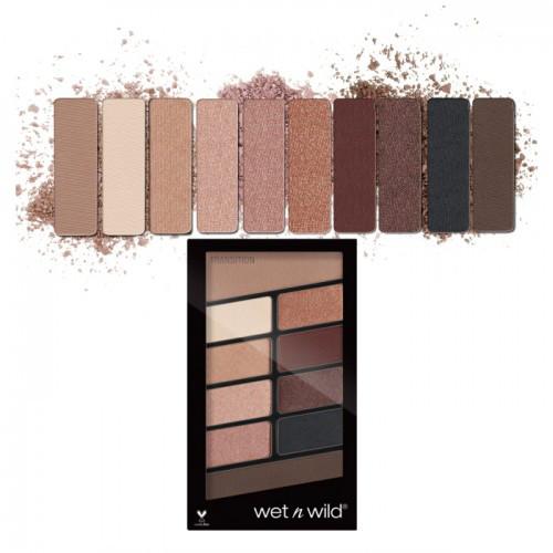 Тени для век Wet'n'wild Color Icon Eyeshadow 757A Nude Awakening