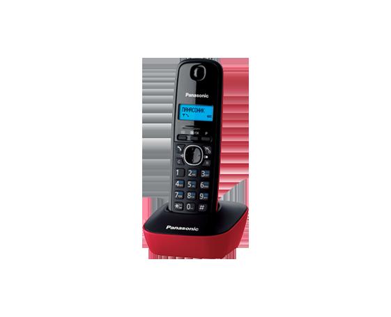 Panasonic KX-TG1611UAR радиотелефон