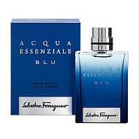 Мужская туалетная вода Salvatore Ferragamo Acqua Essenziale Blu 50ml