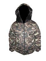 Бушлаты пилот (куртка, камуфляж, зимняя)