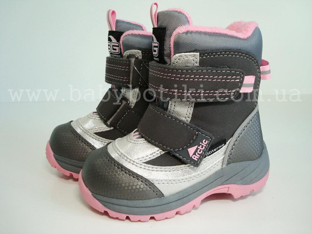 c5ce557f8 Cапожки B&G термо. - Интернет-магазин детской обуви
