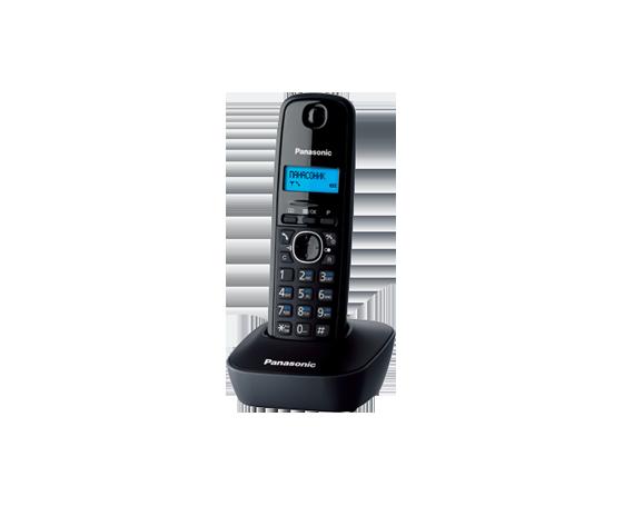 Радиотелефон Panasonic KX-TG1611UAH радиотелефон DECT