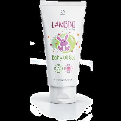 Гель-масло для детей Baby Oil Gel 120 ml