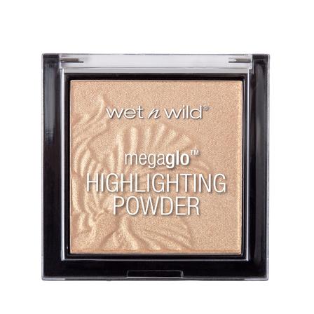 Хайлайтер Wet n Wild MegaGlo Highlighting Powder Golden Flower Crown, фото 2