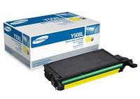 Заправка картриджа Samsung CLP-620, (CLT-Y508L),Yellow