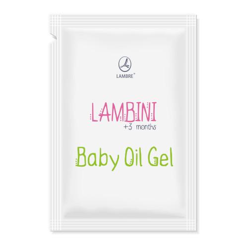 ТЕСТЕР Гель-мастило для дітей Baby Oil Gel 3 міс.+ 2мл