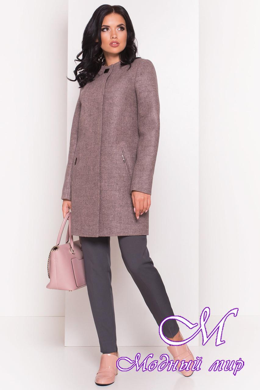 Женское стильное осеннее пальто (р. S, M, L) арт. Ферран 5369 - 36591