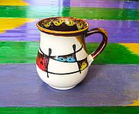 """Горнятко чайне, декор """"Галаретка кольорова"""""""