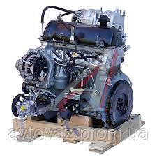 Двигатель в сборе ВАЗ 2123 Нива Шевроле (под ГУР 1,7, 8 кл, 79 л.с.)