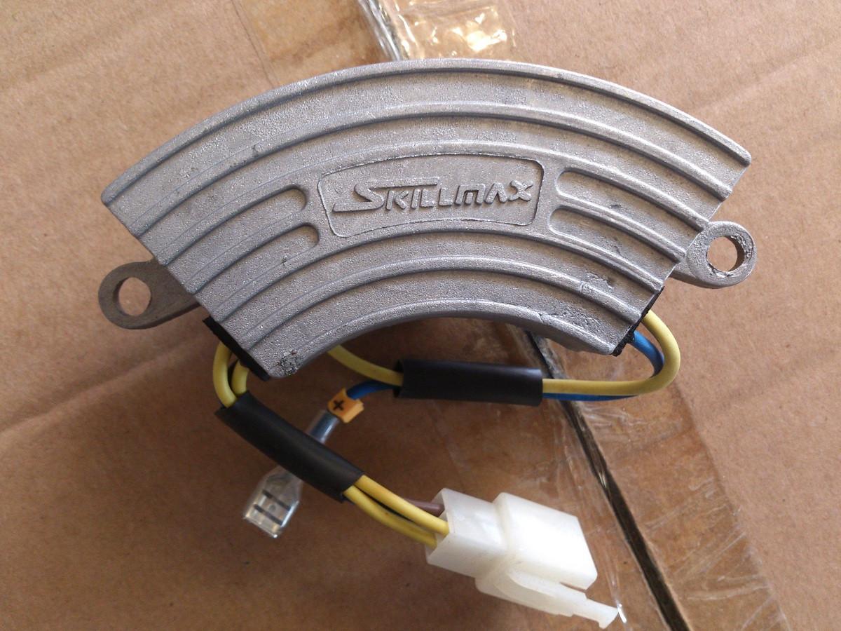 Автоматический регулятор напряжения для электрогенераторов от 1кВт. до 7кВт.