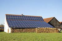 Автономная солнечная электростанция для фермерских хозяйств