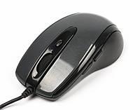 Мышь A4Tech N-708X USB Black Grey (4711421867009), фото 1